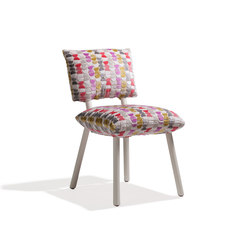 Pillow Chair | Chaises de restaurant | Accademia