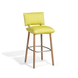 Pillow Barstool A | Bar stools | Accademia