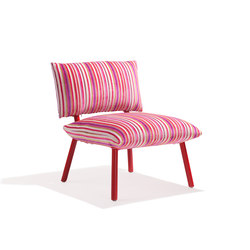 Pillow Poltrona Lounge L | Lounge chairs | Accademia