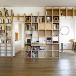 Onda | Shelving systems | Spazio RT