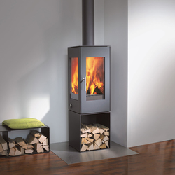 Q-BIC 127 FIX | Wood burning stoves | Attika Feuer