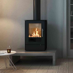 Q-TEE 65 | Wood burning stoves | Attika Feuer
