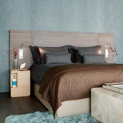 Kyoto headboard | Bed headboards | Nilson Handmade Beds