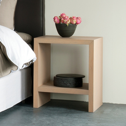 Allegro table with drawer | Nachttische | Nilson Handmade Beds