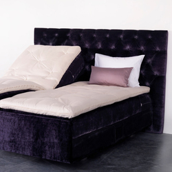 Superior Collection | Bed Avantgarde - adjustable | Camas dobles | Nilson Handmade Beds