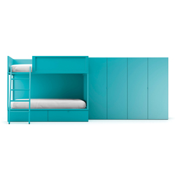 Composition 7 | Kids beds | LAGRAMA