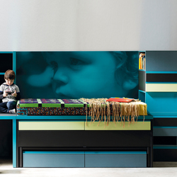 Composition 10 | Kids beds | LAGRAMA