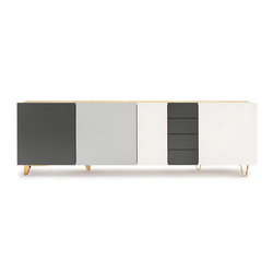 Starbuck | Sideboards | Supergrau