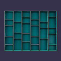 Composition 14 | Storage furniture | LAGRAMA