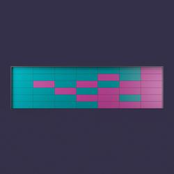 Composición 15 | Muebles de almacenaje | LAGRAMA