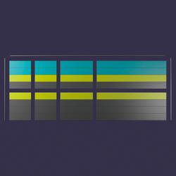 Composition 15 | Stauraummöbel | LAGRAMA