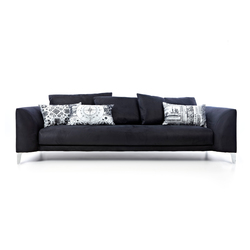 canvas sofa | Divani lounge | moooi