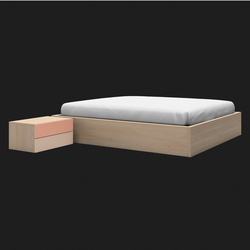 Composition 33 | Double beds | LAGRAMA