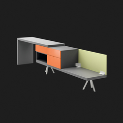 BLINKBOX system | Desks | LAGRAMA
