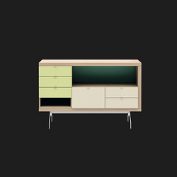 BLINKBOX system | Sideboards / Kommoden | LAGRAMA