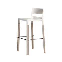 Natural Divo stool | Barhocker | Scab Design