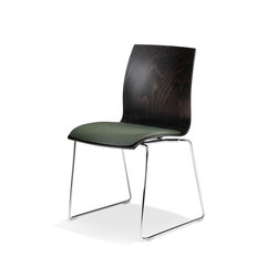 1132/2 Trio | Visitors chairs / Side chairs | Kusch+Co