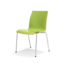 1160/2 Trio | Visitors chairs / Side chairs | Kusch+Co