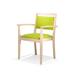 1507/4 Luca | Visitors chairs / Side chairs | Kusch+Co