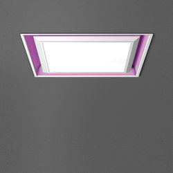 Econe® Hybrid Recessed ceiling and wall luminaires | Iluminación general | RZB - Leuchten