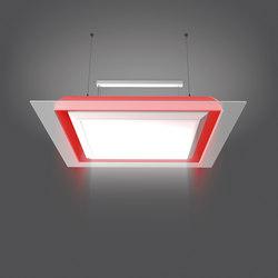 Econe® Hybrid Pendant luminaires | Illuminazione generale | RZB - Leuchten
