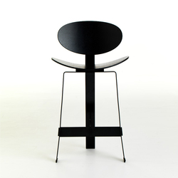 Papillon valsecchi high stool | Chaises de bar | Karen Chekerdjian
