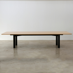 Wing dining table | Mesas comedor | Karen Chekerdjian