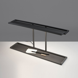 BlancoWhite R1 Table Rotating | Illuminazione generale | Santa & Cole