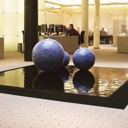 Project - Wasserwand | Fuentes de interior / juegos de agua | art aqua