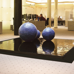 Project - Wasserwand | Zimmerbrunnen / Wasserspiele | art aqua