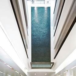 Project - Wasserwand | Interior fountains | art aqua