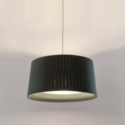Raw Color ribbons | Pendant Lamp | General lighting | Santa & Cole