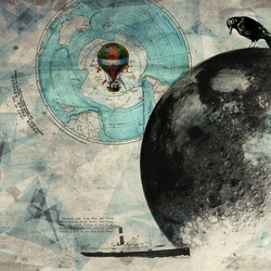 Man on the Moon | Wall coverings / wallpapers | Wall&decò