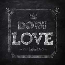 DO WHAT YOU LOVE | Wall art / Murals | Wall&decò