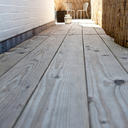 pur natur Terrace Deck Alpin | Wood flooring | pur natur