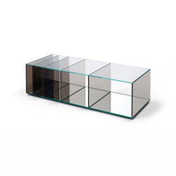 Deep Sea | Tables basses | Glas Italia