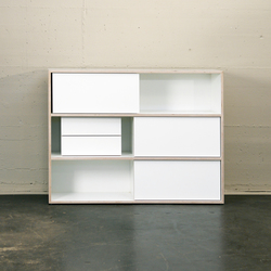 White Store | Sideboards / Kommoden | MORGEN