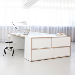 Store Working Station | Individual desks | MORGEN