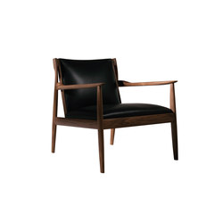 Claude Easy Chair | Lounge chairs | Ritzwell