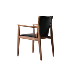 Claude Armchair | Visitors chairs / Side chairs | Ritzwell