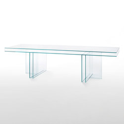 Verglas | Meeting room tables | Glas Italia