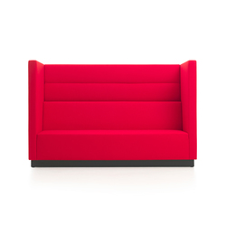 Inside | Loungesofas | Red Stitch