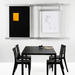 Vip | White boards | Abstracta