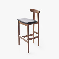 Torii Bar Stool | Sgabelli bar | Bensen