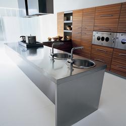 Solaro | Cucine a parete | Schiffini