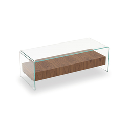Bridge with drawer | Tavolini salotto | Sovet