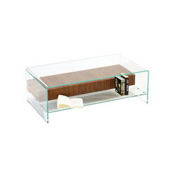 Bridge with drawer & shelf | Mesas de centro | Sovet