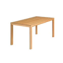 Dining table solid wood larch | Tables de repas | Alvari