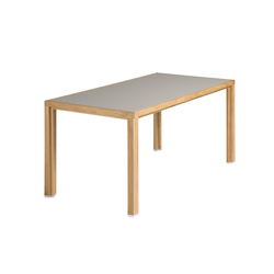 Dining table linoleum dorian oak | Tables de repas | Alvari