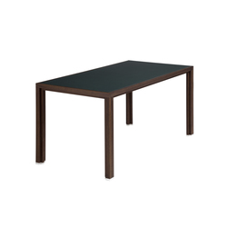 Dining table linoleum smoked thane oak | Tables de repas | Alvari